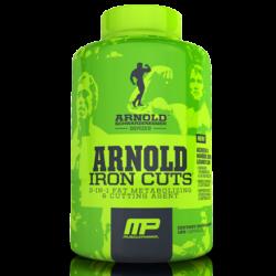 Arnold Iron Cuts, 120 capsule